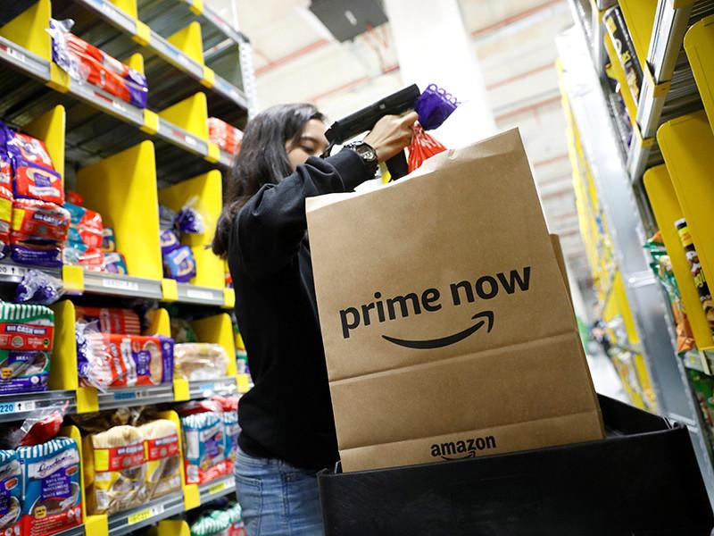Котировки Amazon